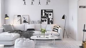 Bright Homes In Three Styles Pop Art Scandinavian And Modern - Homes interior design themes