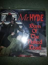 Mr Barn Popsike Com Mr Hyde Barn Dead 2lp Vinyl Non Phixion La