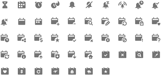 design icons 4000 material design icons for android desktop and web applications