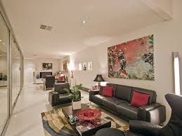 decorating ideas for long living room walls home design inspirations