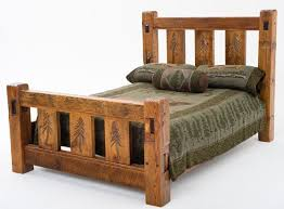 34 best log bed images on pinterest log bed woodwork and rustic