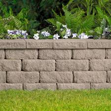 split face cinder block retaining wall dors and windows decoration pavestone wall blocks
