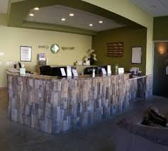 Pop Up Reception Desk Best 25 Spa Reception Area Ideas On Pinterest Regarding Amazing