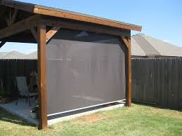 Motorized Screens For Patios Beat The Heat U0027we Are Patio Shades U0027 Manual U0026 Motorized Made In