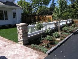 Fencing Ideas For Small Gardens Front Fence Design Ideas Viewzzee Info Viewzzee Info