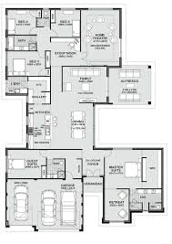 house plans with large bedrooms gemmill homes the barbados house plans barbados