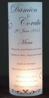 prã sentation menu mariage diy menu photophore diy mariage for a day mariage