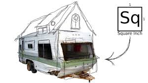plans for building a tiny house on a trailer home shape