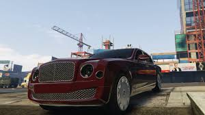 bentley mulsanne 2015 bentley mulsanne 2010 admiral edition gta5 mods com