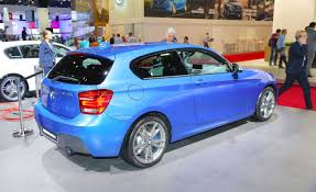 photos 2014 bmw 1 series 3 door and 5 door hatchbacks