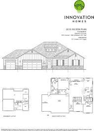 wilson plan 3548 sqft u2013 innovation homes