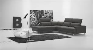 ewald schilling sofa contemporary sofa leather 2 seater with headrest broadway