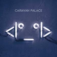 Blue Photo Album Caravan Palace