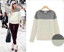 casual winter 2014 winter fashion casual sweater item brand