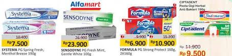 Pasta Gigi Di Alfamart harga termurah promo alfamart vs indomaret 16 31 des 2016 artikel