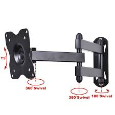 Ergotron 200 Series Wall Mount Arm Monitor Wall Mount K1w100 Pelco Pmclwm1a Wall Mount With