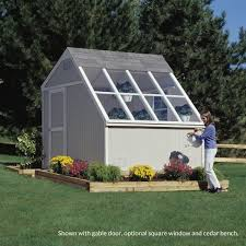 Buy A Greenhouse For Backyard Greenhouse Shed Solar Garden Building For Storage Aurora