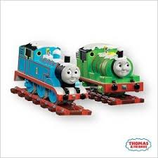 2007 the tank engine hallmark ornament at hooked on