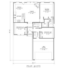 Baby Nursery Open Floor House Plans Best Open Floor Plans One