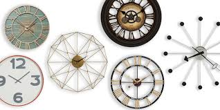 best wall clocks oversized wall clocks as decoration for your home oaksenham com
