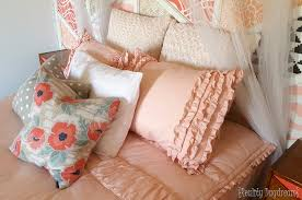 Girls Canopy Over Bed by Papasan Chair Turned Into A U0027papasan Canopy U0027 Over Little Girls U0027 Bed