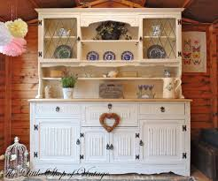 Kitchen Dresser Shabby Chic by Large Jaycee Old Charm Solid Oak Dresser Sideboard Cupboard