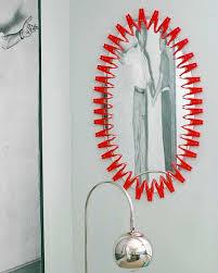 cornice legno da decorare mollette da bucato 10 idee per il riciclo creativo e il fai da te