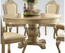 Acme Furniture Dining Room Set De Ville 64050 Dining Table By Acme W Options