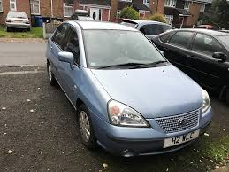 suzuki liana 1 6 manual 12 months mot low milage 60 000 in sale