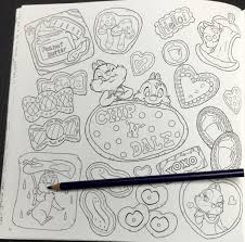 disney coloring lessons book gift love coloring book