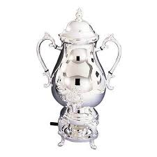 coffee urn rental silver trophy coffee urn 50 cup rentals bar and beverage service