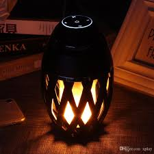 outdoor lights with bluetooth speakers led flame lights with bluetooth speaker outdoor portable led flame