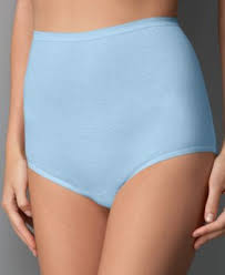 Vanity Fair Panties Vanity Fair Plus Sizes Perfectly Yours Cotton Classic Tailored