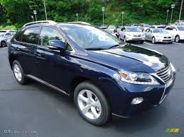 blue lexus deep sea blue mica 2013 lexus rx 350 awd exterior photo 65730985