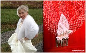 ms fabulous diy how to make a birdcage veil fashion design