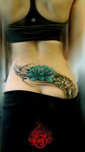 25 lower back tattoos for girls for creative juice