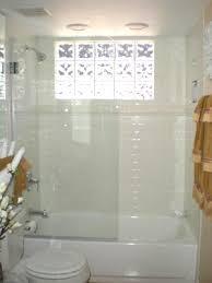 Bathtub Shower Door Half Glass Shower Door For Bathtub Bath And Bathroom Pertaining To