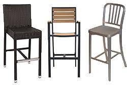 restaurant outdoor bar stools restaurant bar stools