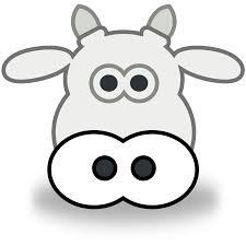 cow head clip art clipart free clipart