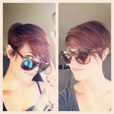 how to style a pixie cut different ways black hair 15 trendy long pixie hairstyles popular haircuts