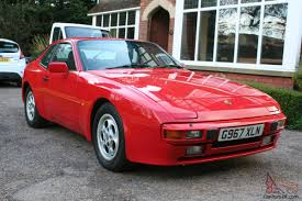 guards red porsche 1989g porsche 944 2 7 lux guards red guaranteed 53 000 miles