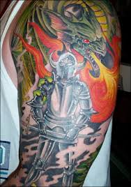 miami ink dragon tattoos