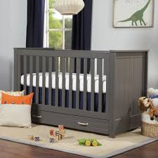 When Do You Convert Crib To Toddler Bed by Davinci Asher 3 In 1 Convertible Crib With Toddler Bed Conversion
