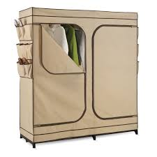 Armoire With Hanging Space Creativeworks Home Decor Wardrobe U0026 Armoire