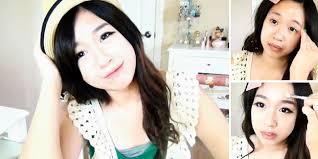 makeup tutorials with korean makeup tutorial with this is my style tutorial the korean makeup cute and natural