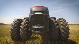 case ih autonomous concept tractor new holland autonomous youtube