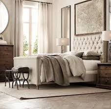 Chesterfield Sleigh Bed Chesterfield Upholstered Sleigh Bed Metal Beds Restoration