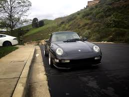 sick porsche 911 mike u0027s 1995 porsche 911 993 grand mighty