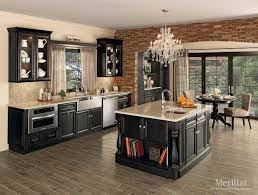 Kitchen Pictures With Maple Cabinets by Merillat Classic Bayville In Maple Dusk Merillat