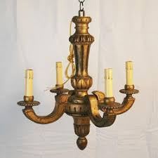 Antique Wood Chandelier Wooden Chandelier India Thesecretconsul Com